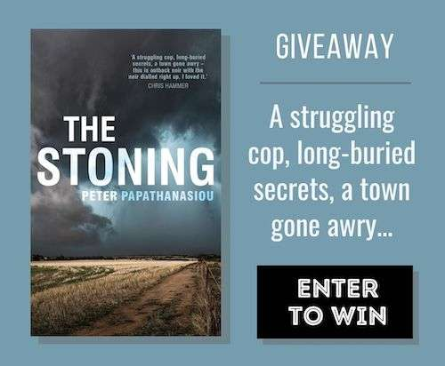 Giveaway - The Stoning - 2 ebook copies